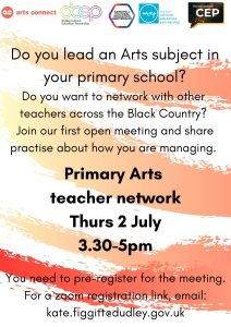 Black Country Primary Arts network